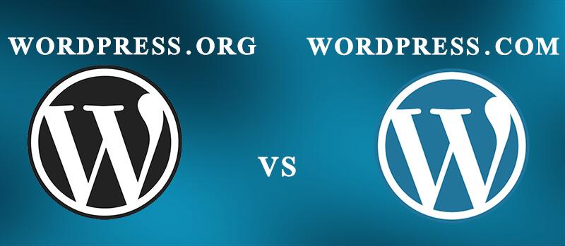 WordPress.com versus WordPress.org: