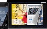 Digital magazines to augment Website Design