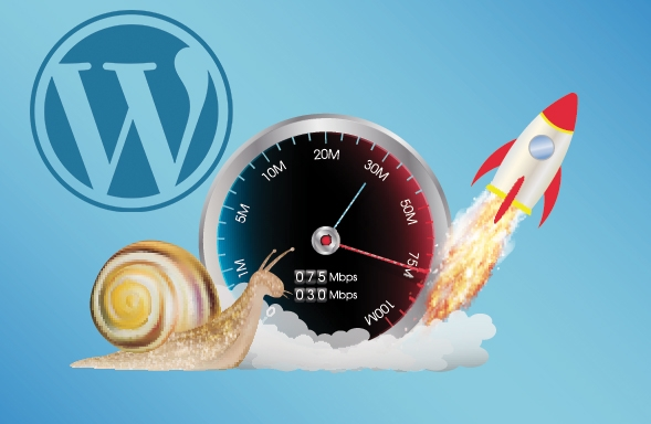How to get a Fast WordPress Website and improve your website's SEO: